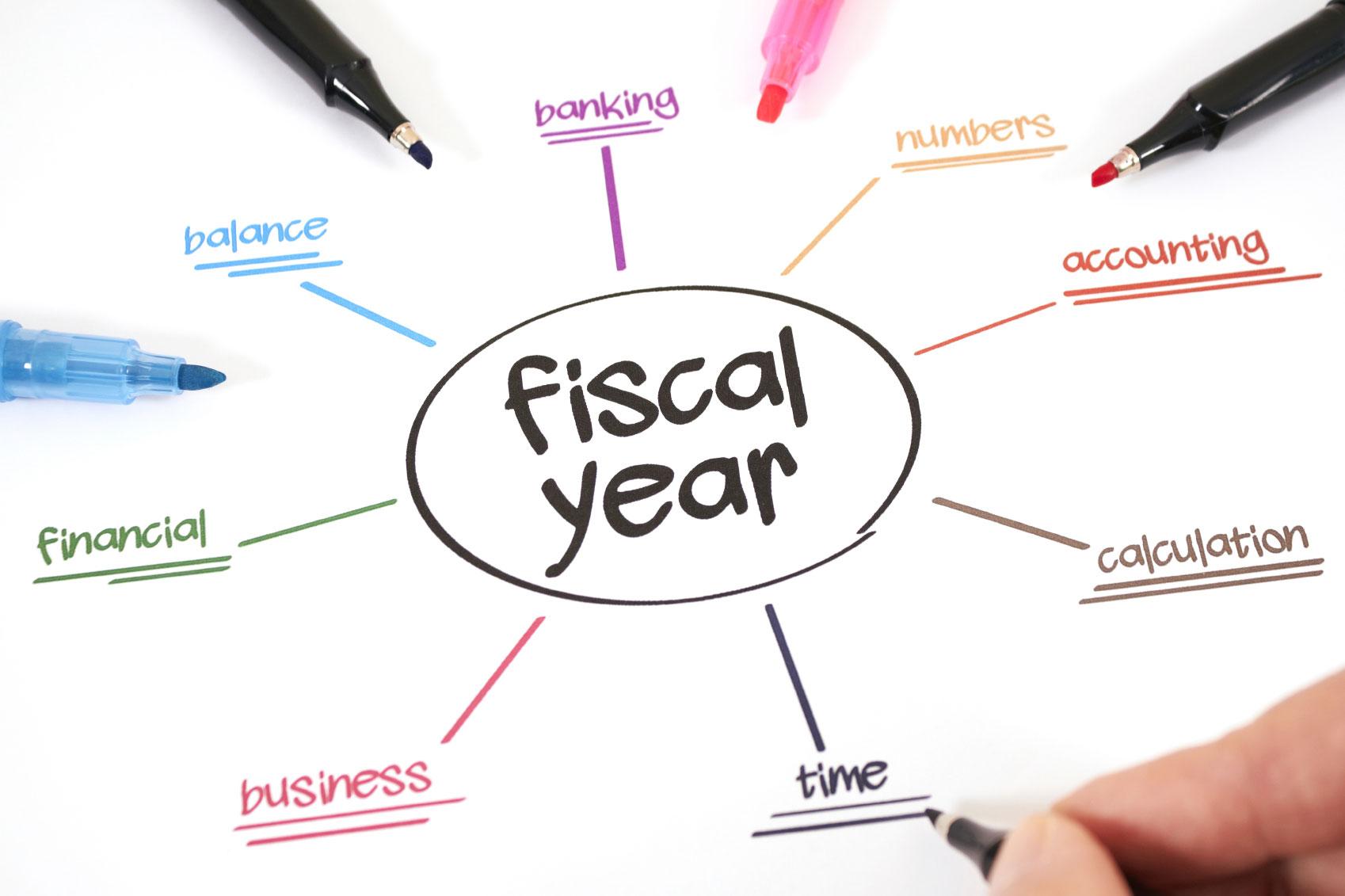 سال مالی 2015